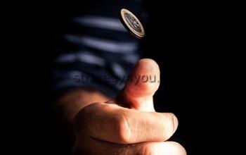 бросок монеты