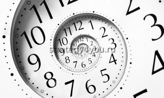 время по GMT