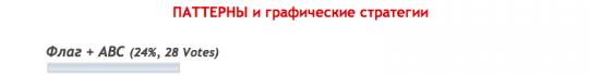 """Стратегия """"Флаг + АВС"""""""
