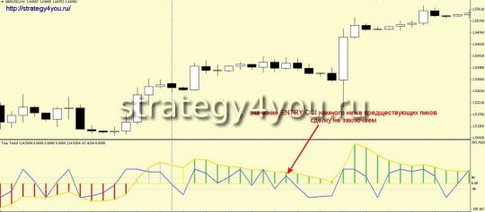 Trend/ENTRY торговая система