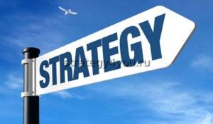 виды стратегий