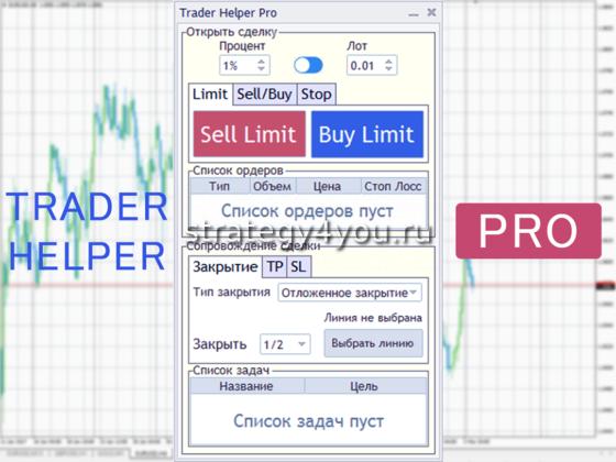 Trader Halper Pro