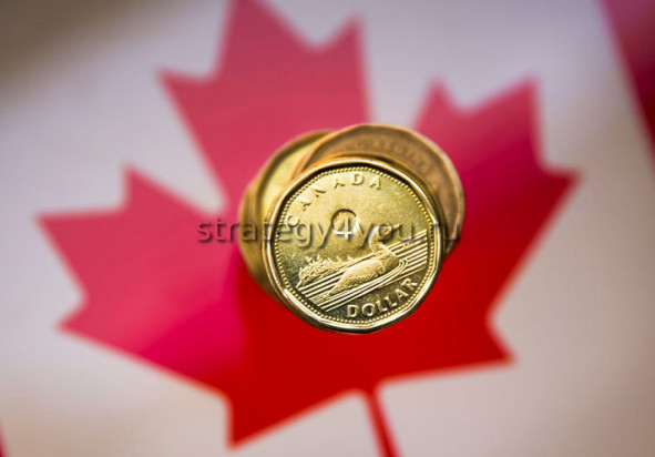 валютная пара usd cad доллар