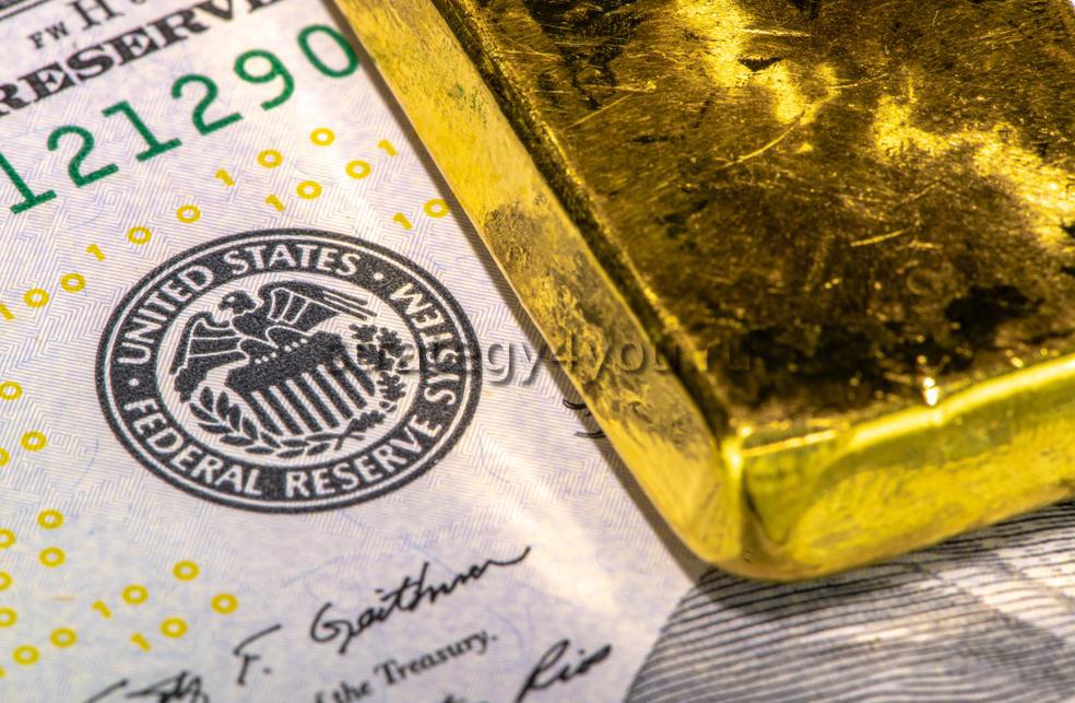 золото как биржевой товар