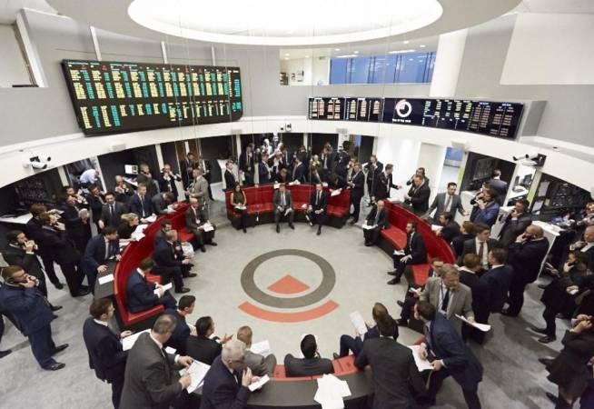 кольцо торговли на лондонской бирже