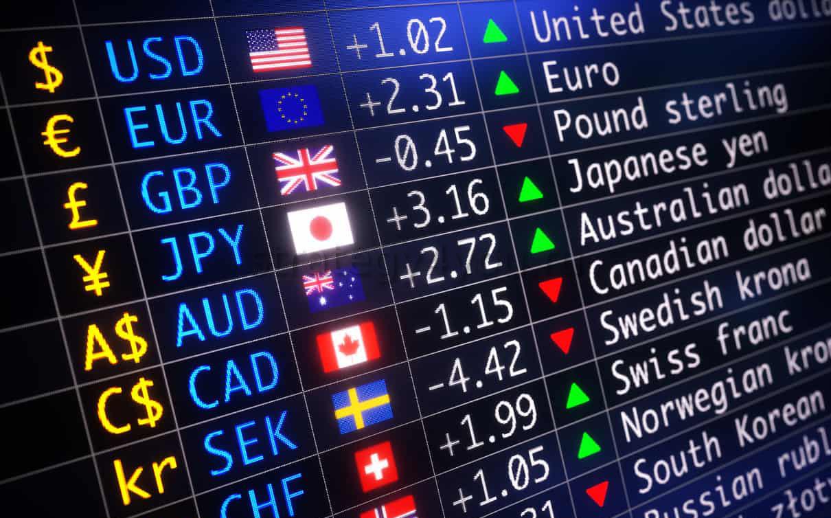 онлайн-торговля на валютной бирже