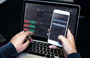 торговая платформа для мобильного