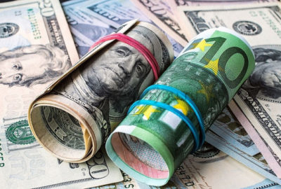 доллар и евро график онлайн