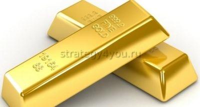 методы инвестирования в золото со сбербанком