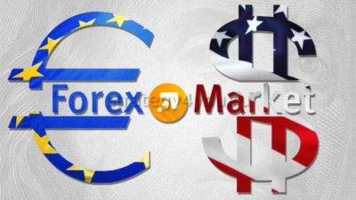 что торгуют на валютном рынке