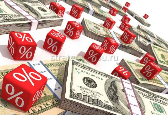 Выгодное вложение денег в банк под проценты