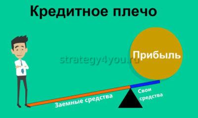 принцип работы кредитного плеча