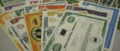 Эмиссия ценных бумаг2