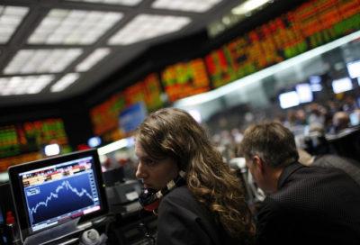 начало работы на чикагской бирже