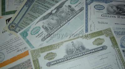 передача прав по ордерным ценным бумагам