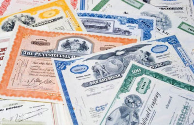 что представляет собой эмиссия ценных бумаг