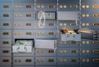 что такое банковская ячейка