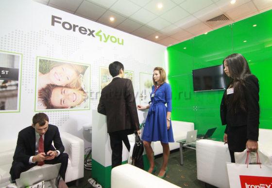 Работа с брокером Forex4you