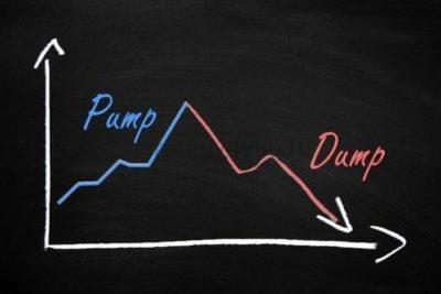 Стратегия Pump & Dump