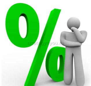 Как рассчитать проценты по вкладам в банках