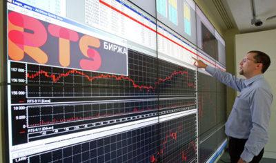 О российских фондовых биржах
