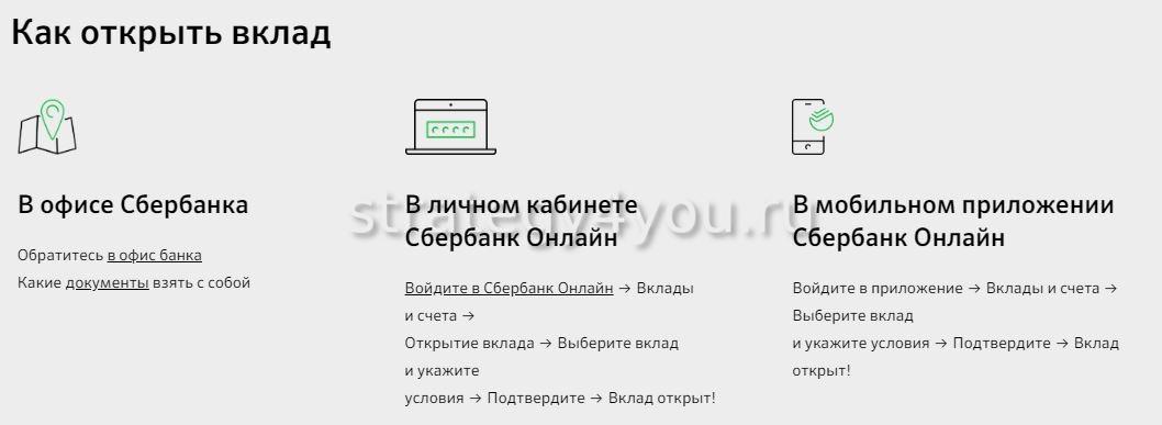 Сбербанк виды пенсионных вкладов личный кабинет в пенсионном фонде томской области
