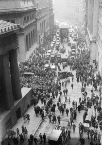 биржевой крах в 1929 году