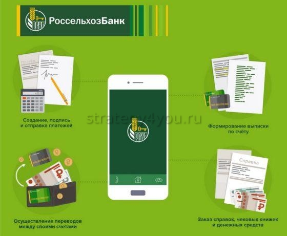 россельхозбанк онлайн открыть