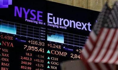 слияние американской и европейской бирж