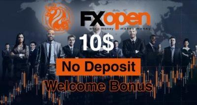 FXOpen Forex No Deposit Bonus