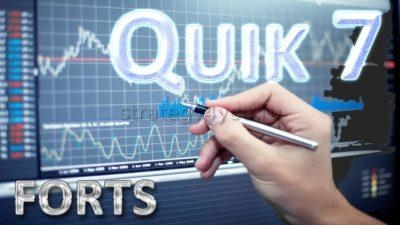 quik для торговли фьючерсами