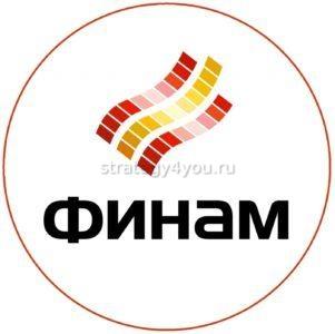Брокер Финам логотип