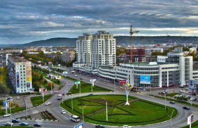 Город Новокузнецк