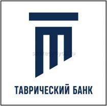 Таврический банк логотип