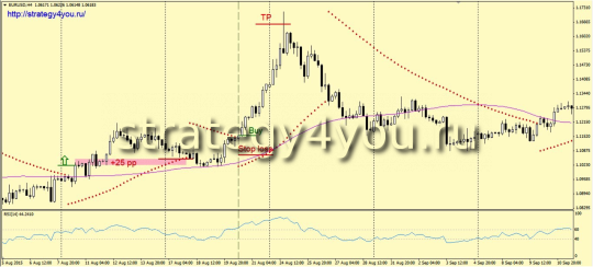 forex strategy '500 +'