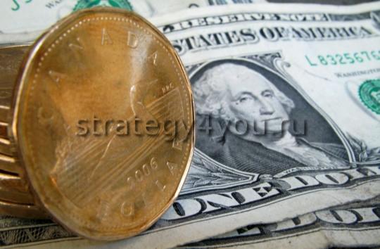 Краткосрочный сигнал на покупку USD/CAD