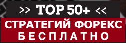 Топ 50 стратегий форекс