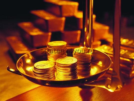 Оценки краткосрочных перспектив динамики золота