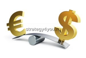 EURUSD - валютная пара