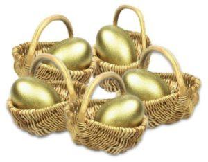 не держи яйца в одной корзине